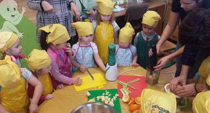 Księga kucharska, styczeń 2018, Casper Firlej, zdrowe odżywianie, dzieci