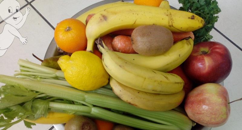 Księga kucharska, styczeń 2018, Casper Firlej, zdrowe odżywianie, owoce
